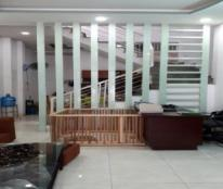 Cho thuê nhà 3 tầng đường Nguyễn Thị Minh Khai, Phước Hòa, Nha Trang