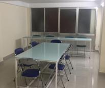 Cho thuê văn phòng tiện ích đối diện chung cư Topaz City rộng 40m2, giá 7tr/tháng