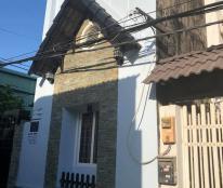 Nhà góc 2 MT hẻm Bùi Tư Toàn, An Lạc, Bình Tân, 6.4x12m, 1 lầu, 5.5 tỷ. LH: 0944240055 Ân