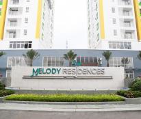Căn bán căn 2PN Melody Âu Cơ, 69m2, 2,1 tỷ VAT và phí view Trần Tấn