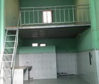 Cần bán gấp nhà hẻm đường Bùi Tư Toàn, Q. Bình Tân, DT 4m x 10m, giá 2.55 tỷ (TL)
