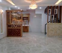 Bán nhà MT đường 16/4, P. Mỹ Bình, TP. Phan Rang, Ninh Thuận, 4.5x 18m, 1 trệt, 2 lầu, ST, 5.5 tỷ
