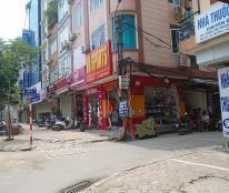 Bán nhà đẹp 5 tầng kinh doanh sầm uất có vỉa hè mặt phố Tân Mai, giá 12 tỷ