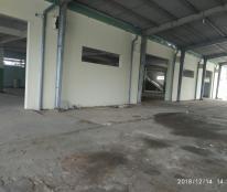Cho thuê nhà xưởng Quốc Lộ 1A 10.000m2, Bến Lức, Long An có điện 3 pha. LH: 0938.101.316