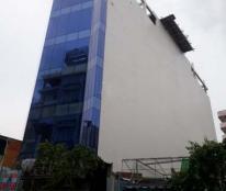 Cho thuê tòa nhà mới xây MT Bạch Đằng, Q. Tân Bình, TDT: 575m2, 1 hầm, 1 trệt, 5 lầu
