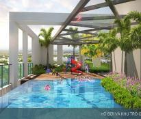 Cho thuê căn hộ cao cấp Newton Residence của Novaland 3 PN giá 20 tr/th