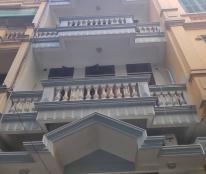 Cho thuê nhà phố Vũ Thạnh làm CHDV, DT 50m2, 5 tầng, mặt tiền 5m