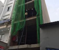 CHDV đang hoàn thiện mặt tiền quận Tân Bình