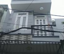 Nhà ngay Metro Q12 sổ hồng riêng, 1 trệt 2,5 lầu