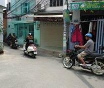 Nhà hẻm kinh doanh 681 Âu Cơ, Q. Tân Phú, 4.1x10m, 1 lầu, 3tỷ1