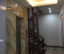 Cần bán nhà gấp phố Đào Tấn, DT: 80m2 x 8 tầng, thang máy, MT: 5.5m, giá: 23.5 tỷ