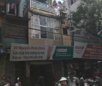 Cho thuê cửa hàng MP Kim Mã 65m2 x 4 tầng, MT 3.5m, giá 40 tr/th
