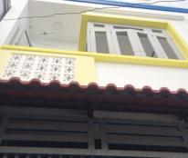 Bán nhà mới 2 lầu hẻm 324 đường Dương Bá Trạc, Phường 1, Quận 8