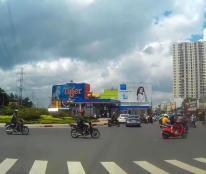 Cho thuê nhà mặt tiền Quốc Lộ 1A, Q. Bình Tân, ngay vòng xoay An Lạc, DT: 12x50m