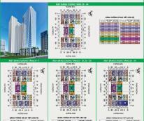 Cho thuê CH Mường Thanh, 1 PN, nội thất cơ bản, 7 tr/tháng, 2PN, full NT, 10 tr/tháng