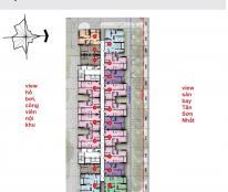 Căn hộ đường Cộng Hòa, đối diện Pico Plaza, chỉ 1,8 tỷ/căn. LH 0984 246 307