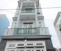 Nhà đường Bùi Tư Toàn trệt lửng, DT 4x12m