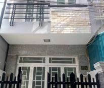 Chính chủ bán căn 235/11 Phú Định, Quận 8, 1 trệt 1 lầu có 2 phòng ngủ, 2.62 tỷ, nở hậu