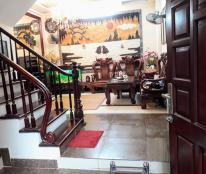 Bán nhà đẹp phố Tân Mai, 4 tầng, 45m2 ô tô đỗ cổng chỉ 3.75 tỷ. LH: 0379.665.681