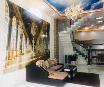 Bán nhà mới HXH Số 20, Nguyễn Thái Sơn, 4x16m, 3 lầu, giá 7.35 tỷ