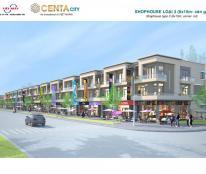 Đón đầu cơn sóng Shophouse dự án Centa City – Vsip Bắc Ninh