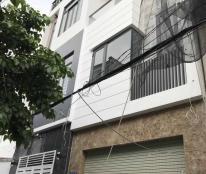 Bán nhà 1/ HXH Âu Cơ, P. Phú Trung, Q. Tân Phú, DT: 5 x 10m, giá: 5.2 tỷ TL