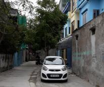 Cần bán gấp nhà 3 tầng hướng Đông ngõ đường Trần Huy Liệu - TP Nam Định