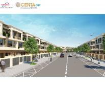Mua 120m2 đất tặng nhà 3 tầng, trung tâm Từ Sơn, đường 56m, LH 0973321776