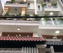 Nhà mới đẹp mặt tiền hẻm 122/ Đất Mới, Bình Trị Đông, Bình Tân, 3.5 tấm, 4x15m, vị trí đẹp