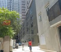 Cho thuê chung cư 60B Nguyễn Huy Tưởng, 70m2, 2 PN, đồ cơ bản. Giá 11 triệu/th