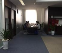 Cho thuê văn phòng đẹp ở quận Cầu Giấy, diện tích 120m2