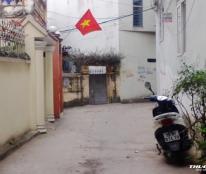Chính chủ bán 41m2 đất Vân Hồ 3, Hai Bà Trưng, Hà Nội