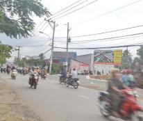 Bán đất vị trí đẹp mặt tiền đường Lã Xuân Oai, gần ngã 3 Lò Lu, Quận 9, Tp. HCM