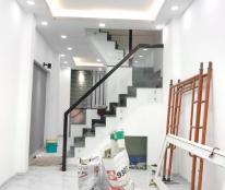 Bán nhà mới hẻm 171 đường Đào Cam Mộc, Phường 5, Quận 8