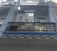 Nhà 2 lầu đúc kiên cố tại trung tâm quận 12, giá chỉ 1,38 tỷ