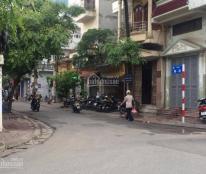 Bán đất mặt ngõ 77 phố 8/3, phường Quỳnh Mai, diện tích gần 80m2, giá 4.6 tỷ, Tùng Lâm 0965927153