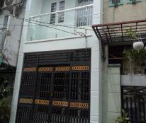 Nhà giá rẻ hẻm 79 Bến Phú Định, P16, Q8. Giá 1.35 tỷ