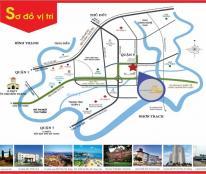 Bán nhà phố Liên Phường Star, tại dự án mặt tiền đường Liên Phường, P. Phú Hữu, Q9, TP. HCM