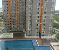 Bán căn hộ có NT mới, The CBD, block A, 2PN (63m2), view hồ bơi, có sẵn siêu thị, nhà tuyết, 1.9 tỷ