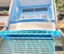 Bán nhà 1 lầu Quận 8 mặt tiền hẻm xe hơi 311 đường Dương Bá Trạc, Phường 1
