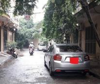 Bán nhà cực đẹp khu phân lô ngõ 61 phố Lạc Trung, DT 70m2 x 4T. Giá 8,5 tỷ