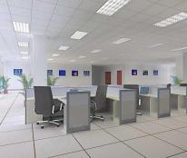 Cho thuê văn phòng ở mặt đường Phạm Tuấn Tài, diện tích 80m2