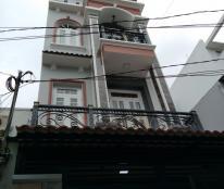 Bán nhà mới xây 1 sẹc đường Đất Mới, Bình Tân