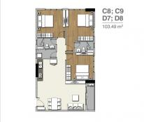 Cần bán gấp căn hộ Florita 103m2 3PN giá 4 tỷ 200tr, LH: 0902.842.918