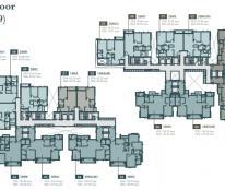 Bán căn hộ D'Edge Thảo Điền, 2PN, 90.23m2, giá 6.3 tỷ. LH 0906626505