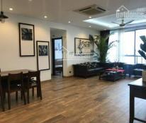 Chung cư Dịch Vọng N09B cần cho thuê gấp căn hộ 120m2, 3 PN nội thất cơ bản giá 13 tr/th