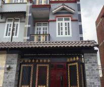 Bán nhà 2 lầu gần Lê Đức Thọ quận Gò Vấp DT 3,4x11m, giá 1,72 tỷ