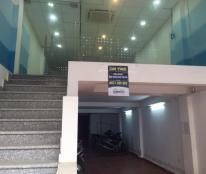 Cho thuê mặt bằng nhà mặt phố Trần Quang Diệu, quận Đống Đa, DT 80m2, 5 tầng