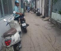 Cho thuê nhà đường nội bộ KDC Bông Sao, P5, quận 8