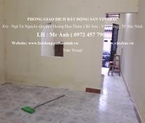 Bán nhà nguyên căn 2 tầng khu Đáp Cầu giá cực rẻ tại TP. Bắc Ninh